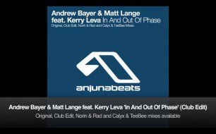 Andrew Bayer - In & Out Of Phase (Club Edit)