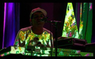 Смотреть музыкальный клип Animal Collective - Today's Supernatural (Live @ Prospect Park Brooklyn 2011)