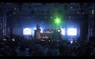 Dilated Peoples - Back again (Live)