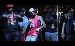 French Montana - Function (feat. Red Cafe & Problem, e-40, Young Jeezy, Chris Brown) (Remix)