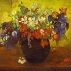 Gauguin - Bouquet Of Flowers