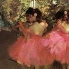 Dancers in Pink CGF