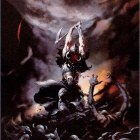 02 Daruma!  Frank Frazetta  Death Dealer II