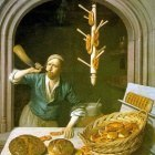 BERCKHEYDE Job Adriaensz The Baker