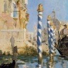The Grand Canal, Venice - 1874