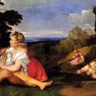 Titian The Three Ages of Man 1511 12