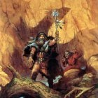 jeff easley 1993dragonlancecover