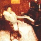 grabar lady at the piano 1899