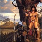 0uro0180  larry elmore  journey to the gathering