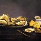 Oysters - 1862