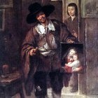 ANTOLINEZ Jose The Picture Seller