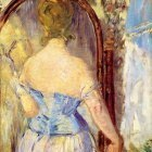Before the Mirror - 1876 - 1877