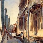 Grand Canal, Venice 1907