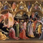 Don Lorenzo Monaco Adoration of the Magi 1422