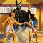 0uro0361  larry elmore  the anubis murders