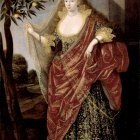 Portrait of a Lady, Called Elizabeth, Lady Tanfield