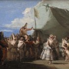 The Triumph of Pulcinella, 1753-54