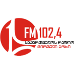 Онлайн радио 102.4 Radio One (Tbilisi)
