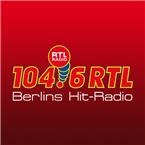Онлайн радио 104.6 RTL Berlins Hit-Radio (Berlin)
