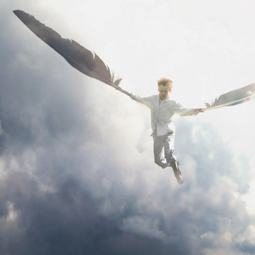 """Как сделать крылья, чтобы """"летать"""" на маскараде и в жизни? 2"""