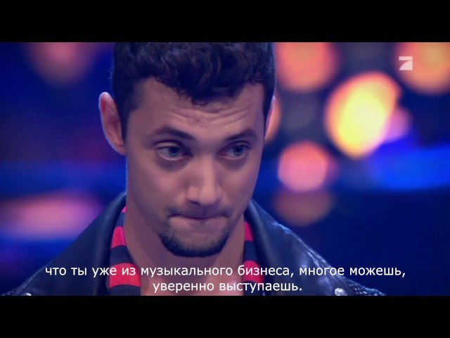 "Смотреть видео Stas Shurins vs. Vincenzo ""Can′t Stop The Feeling"" (cover Justin Timberlake) В© Pro7/Sat1"