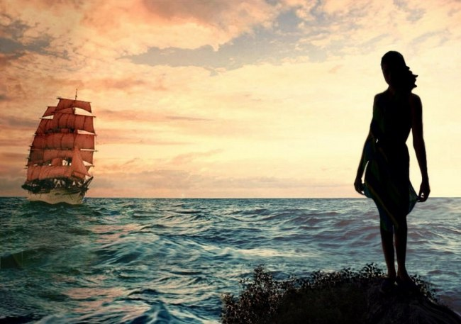 Корабли уходят чтоб вернуться скачать песню