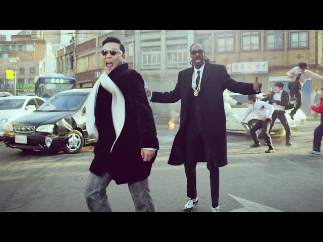 Смотреть видео PSY - HANGOVER (feat. Snoop Dogg) M/V