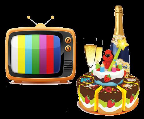мог поздравления к подаркам на день рождения телевизор советую взять