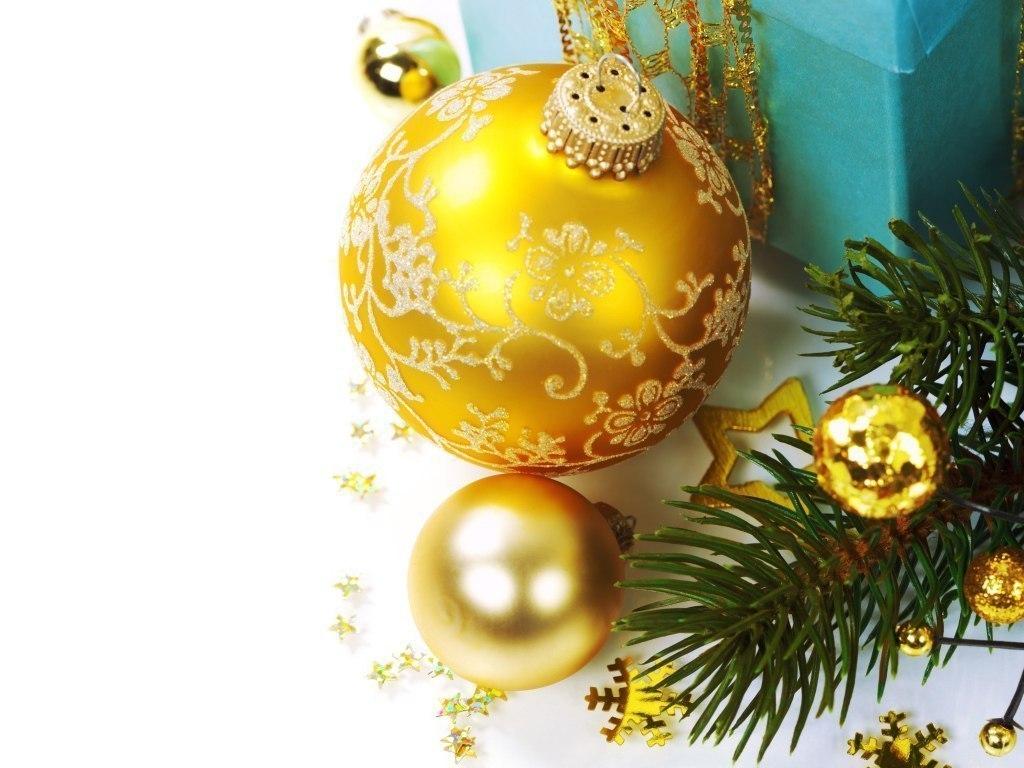 Обои композиция на белом фоне, Красивая рождественская. Новый год foto 19