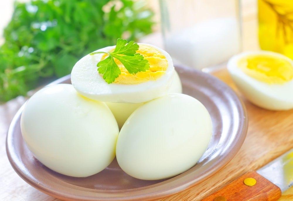 как кушать яйца для похудения