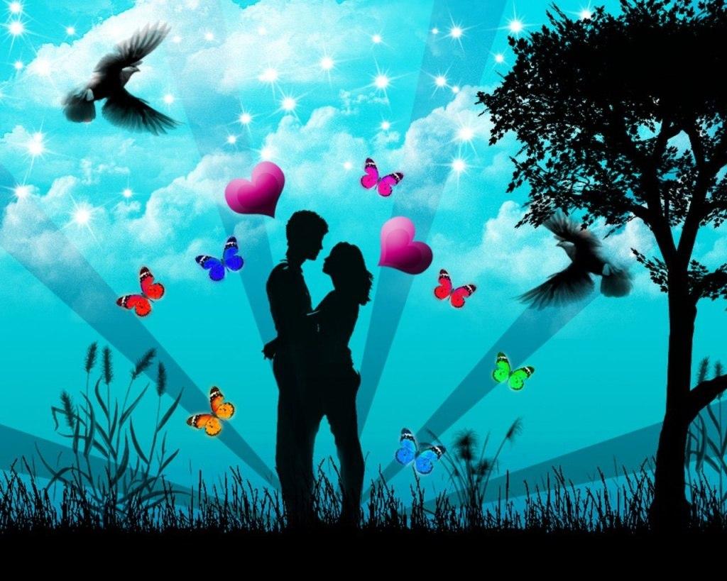 Картинки любви для самсунг