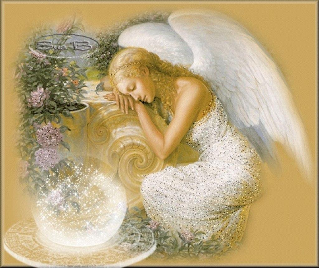 картинки анимации ангел-хранитель должно начаться