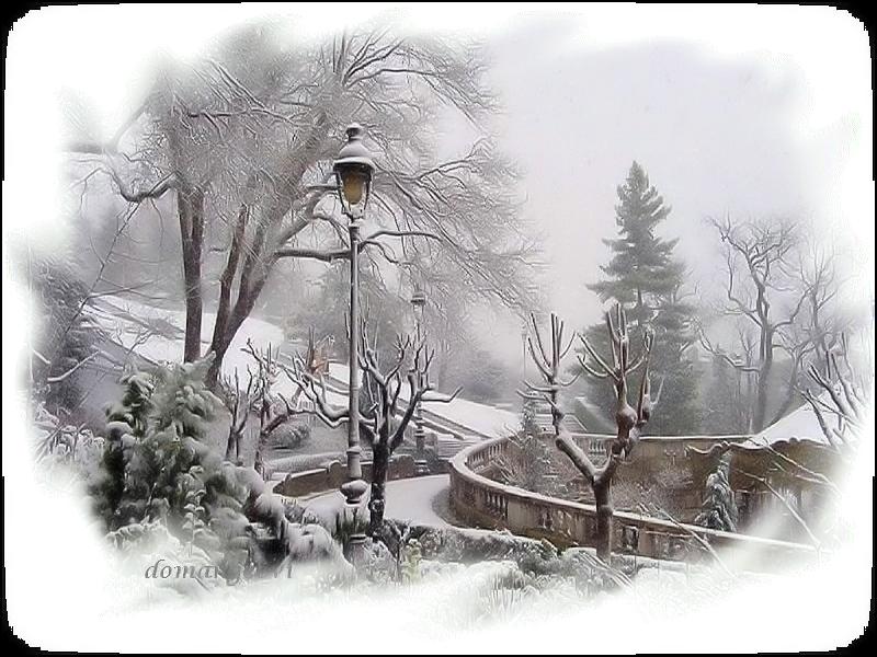 Песня а снег все шел