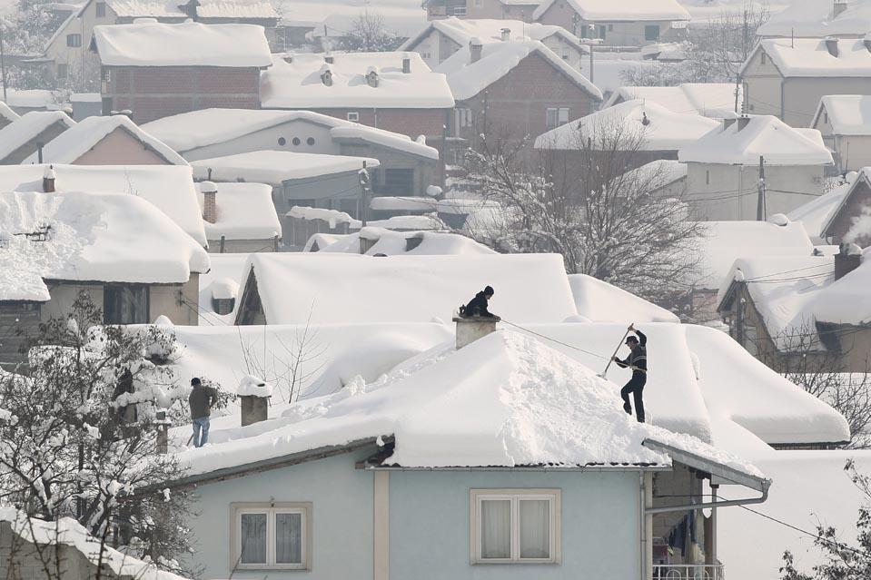 снимков картинки крыши в снегу перевязки