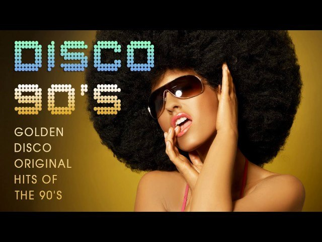 Смотреть видео Golden Disco 90s - Best Disco Songs Of All Time - The Original Hits of The 90′s