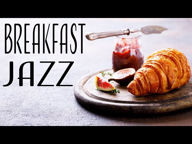 Смотреть видео Spring Breakfast JAZZ - Relaxing Morning Bossa Nova JAZZ Music For Work, Study, Spring Mood
