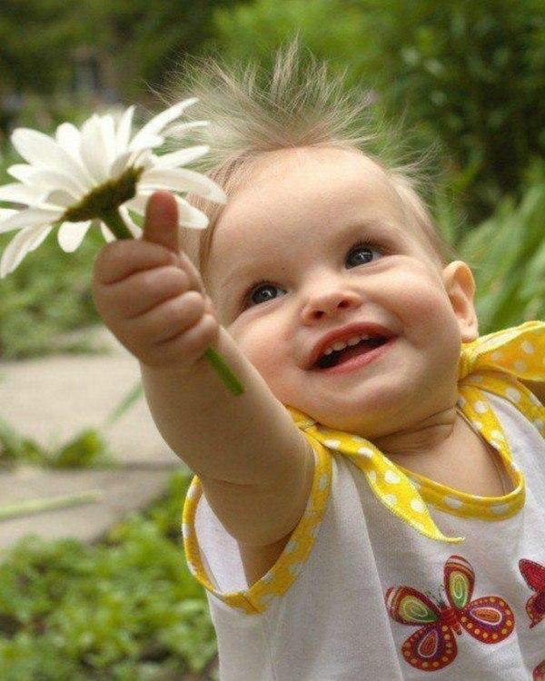 Картинки красивые детки хорошего настроения, юбилеем анимашка для