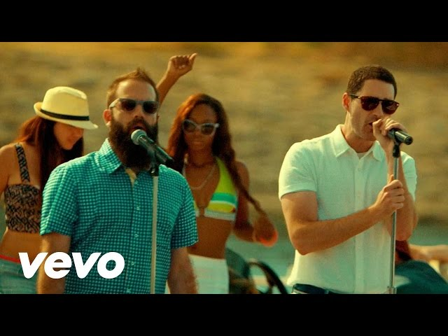 Смотреть видео Capital Cities - One Minute More (Official Video)