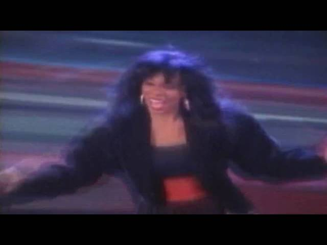 Смотреть видео DONNA SUMMER - This Time I Know It′s For Real  / / HD--16:9 / /