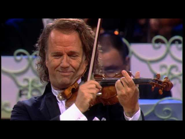 Смотреть видео André Rieu - The Second Waltz (Shostakovich)