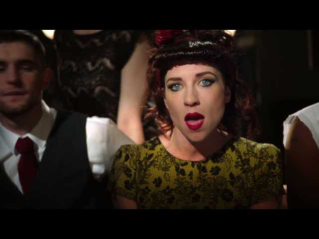 Смотреть видео Cissie Redgwick - Gimme That Swing ***(AVAILABLE 14.2.14)***