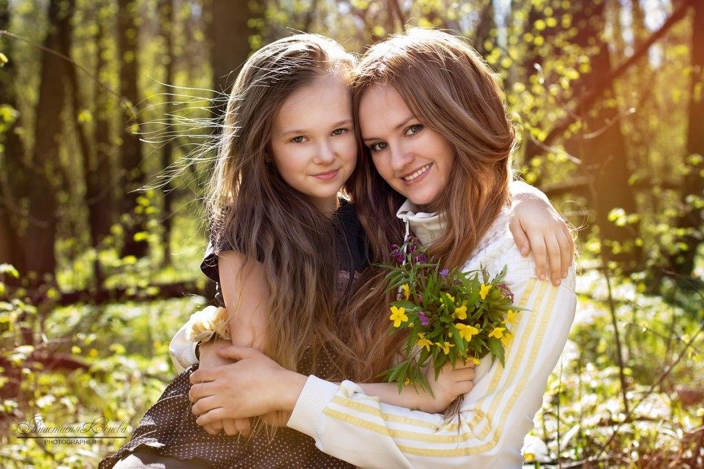 Картинки дочка с мамой, картинки