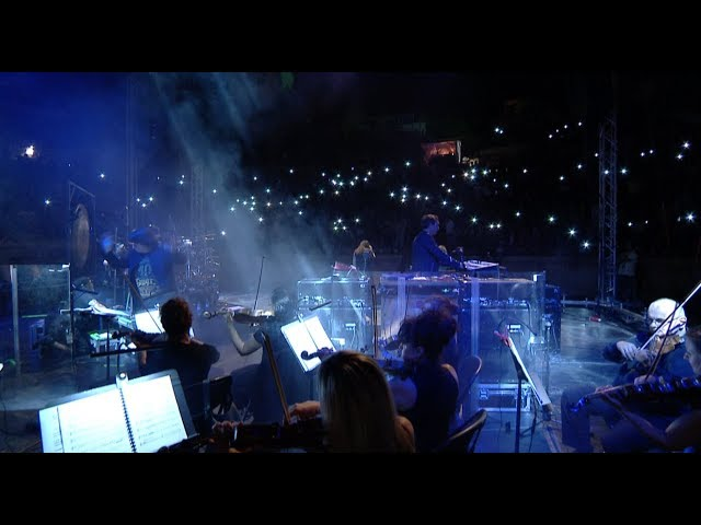Смотреть видео Sons Of Apollo - Dream On Live with The Plovdiv Psychotic Symphony