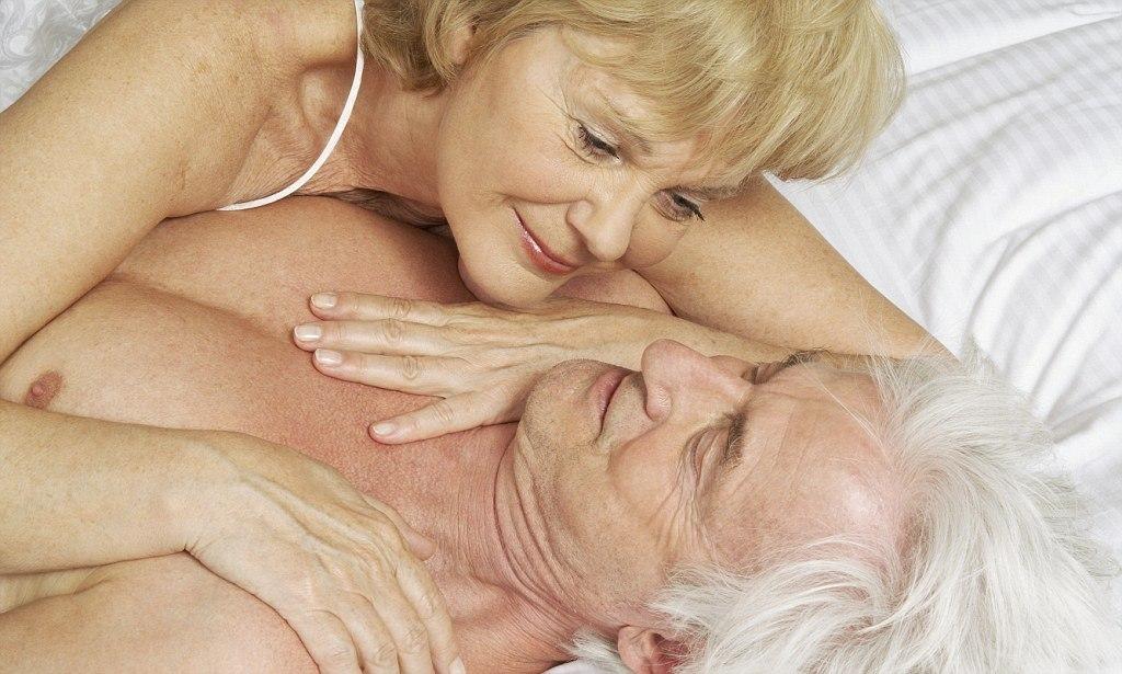 Старики занялись любовью — 8