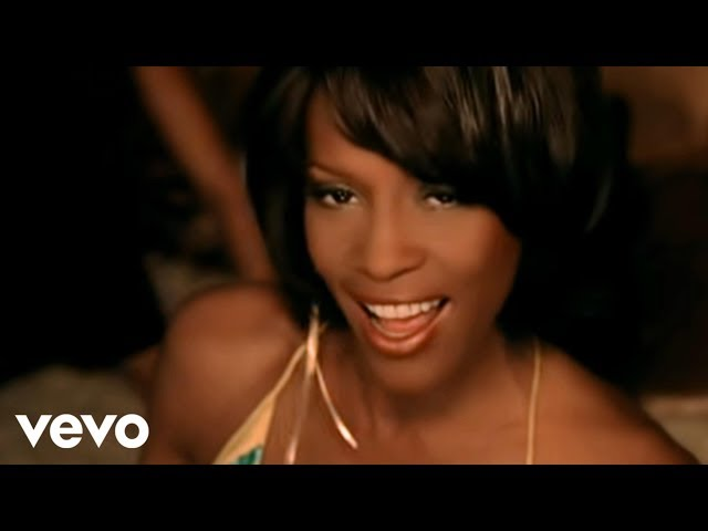 Смотреть видео Whitney Houston ft. Enrique Iglesias - Could I Have This Kiss Forever (Official Video)