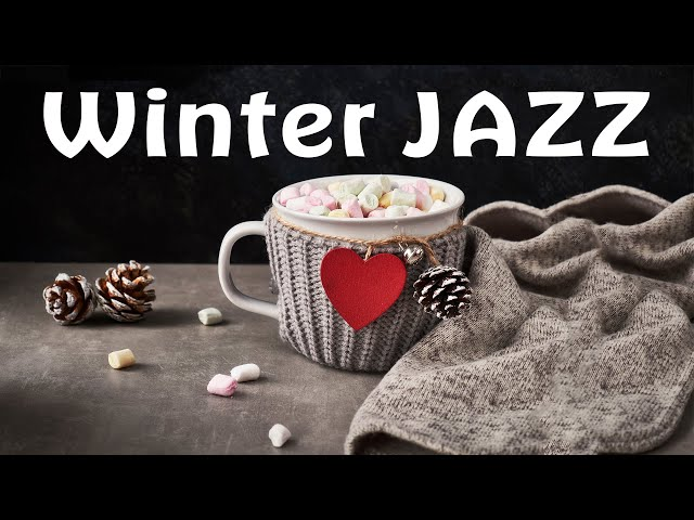 Смотреть видео Winter Jazz: Smooth Jazz Instrumental Music - Relaxing Lounge Coffee Music for Chill, Calm