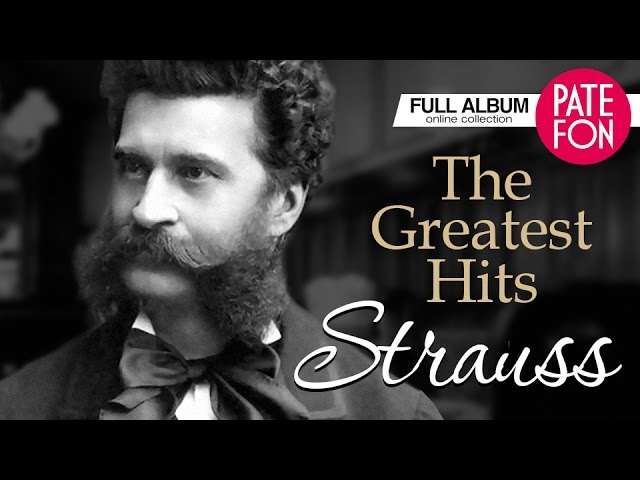 Смотреть видео Johann STRAUSS - The Greatest Hits (Full album)