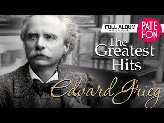 Смотреть видео Edvard GRIEG - The Greatest Hits (Full album)