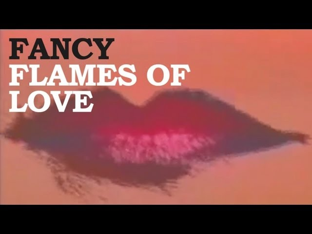 Смотреть видео Fancy - Flames of Love (Official Video 1988)