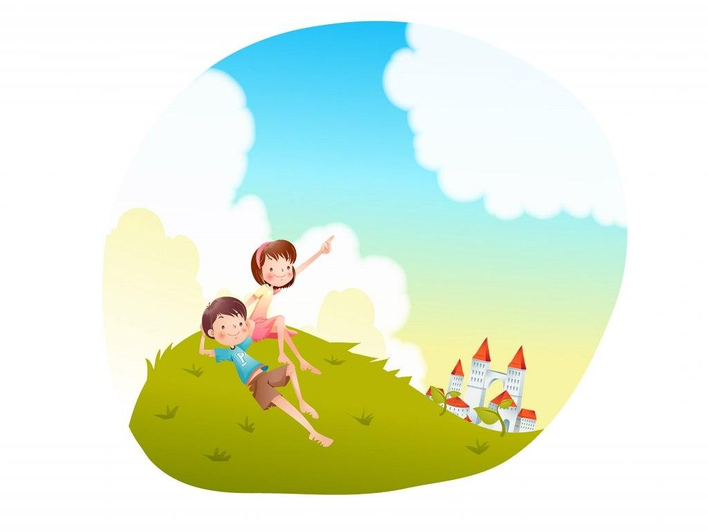 Картинки детские впечатления
